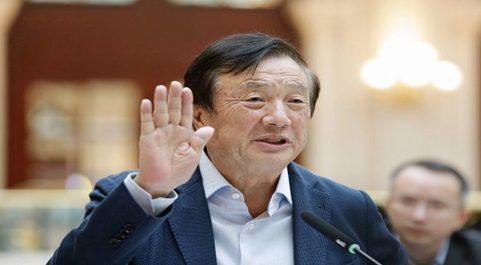 Ren Zhengfei, fundador y consejero delegado de Huawei Technologies.