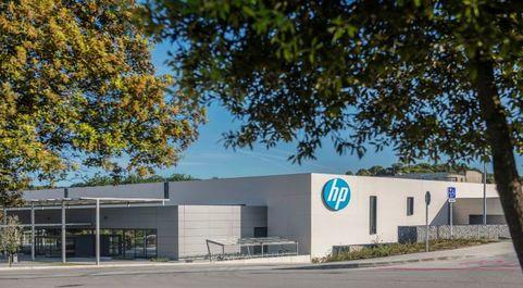 Centro de impresión 3D de HP en Sant Cugat, Barcelona.