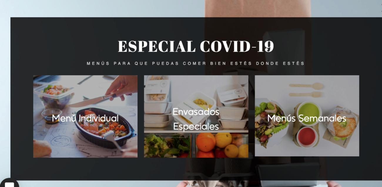 En Madrid, Barcelona, Málga y bilbao. Trabajan con 150 catering...