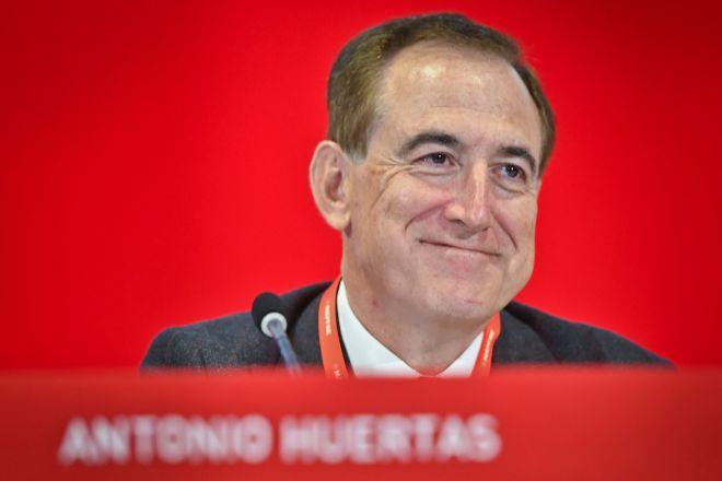 Antonio Huertas es el presidente de Mapfre.