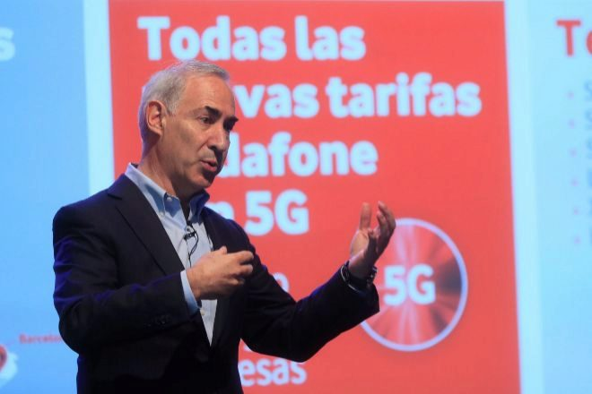 El presidente de Vodafone España, António Coimbra.