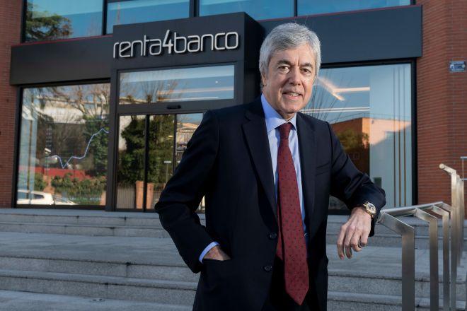Juan Carlos Ureta es el presidente de Renta 4.