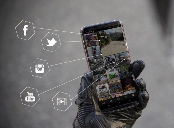 También cuenta con una APP móvil intuitiva. A través de ésta, las imágenes grabadas se pueden ver y compartir en las redes sociales.
