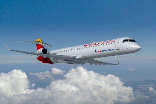 Air Nostrum comunica a la plantilla que deja de volar «hasta nuevo aviso» por el coronavirus