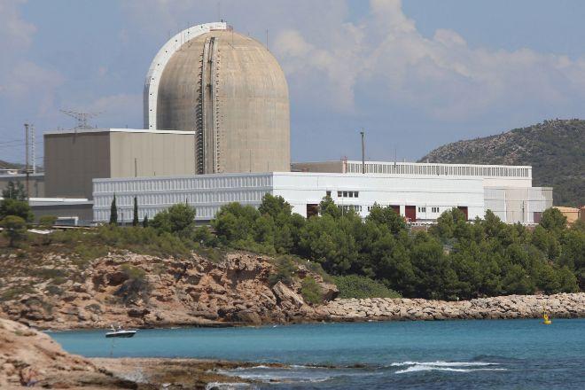 Central nuclear de Vandellós. EFE/ Jaume Sellart