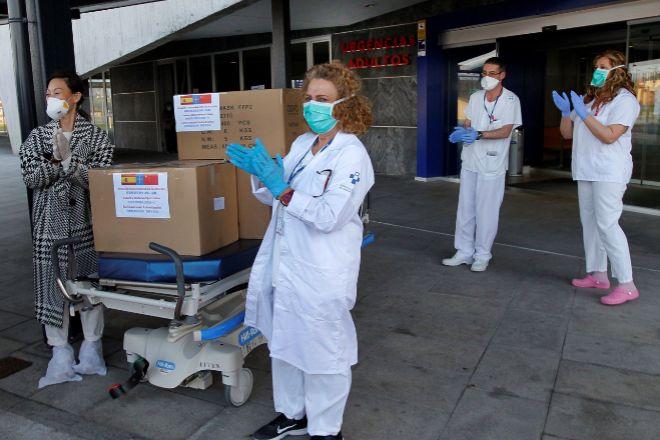 OMS confirma que coronavirus no se transmite en el aire