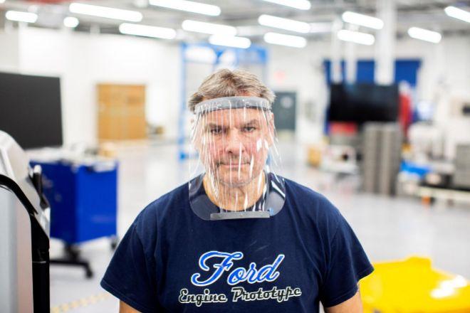 Ford producirá 50000 ventiladores en los próximos 100 días
