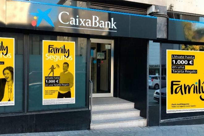 CaixaBank ha pospuesto todas las acciones comerciales que tenía programadas.