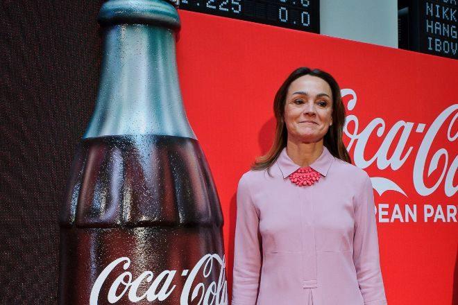 Sol Daurella es la presidenta de Coca-Cola Iberian Partners.