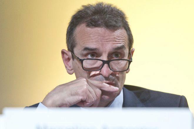 Marcelino Armenter, consejero delegado de Criteria.