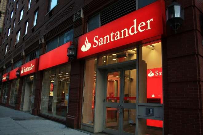 Sucursal de Santander en Nueva York.