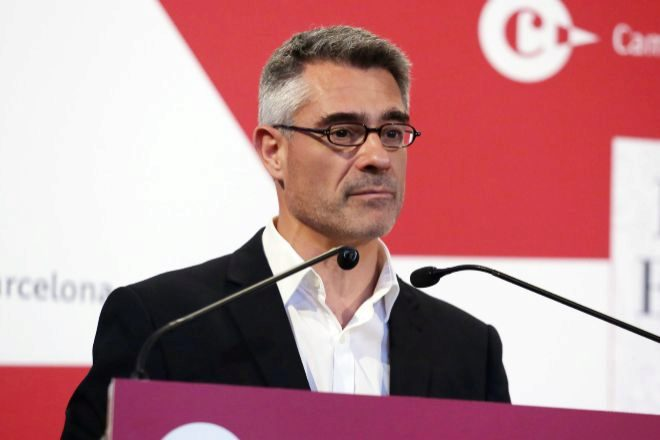 Xavier Casajoana, presidente de Voz Telecom, en una imagen de archivo.