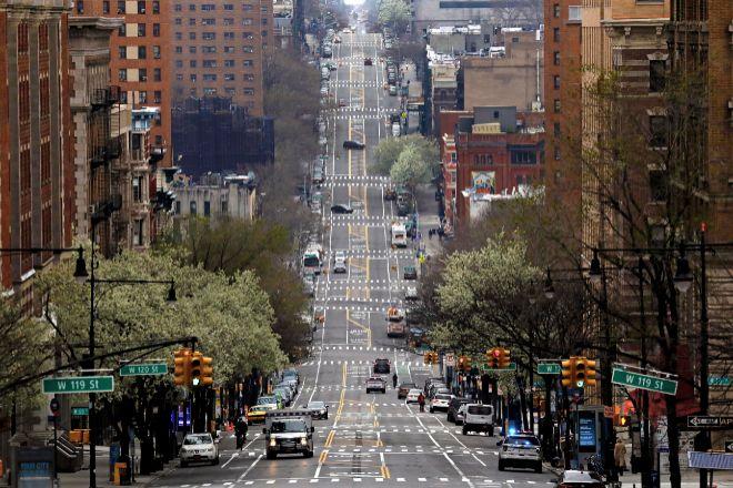 Nueva York registra un nuevo récord de muertes con 731