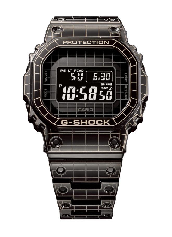 El nuevo reloj G-Shock de Casio.