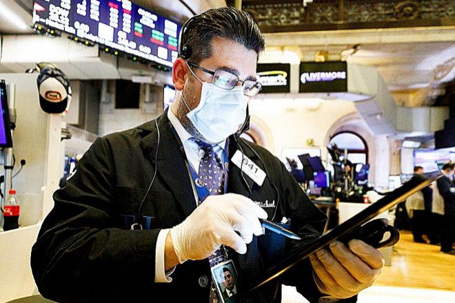 Los mercados de valores parecen haber pasado el pico del pánico.