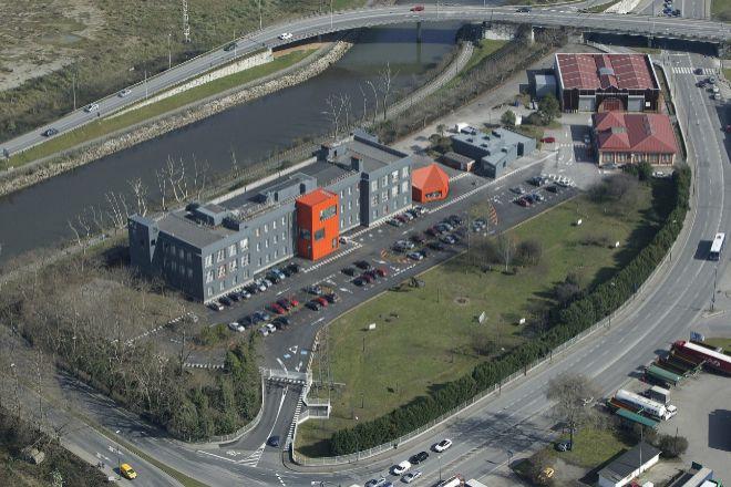Unidad de I+D de Arcelor Mittal en Avilés.
