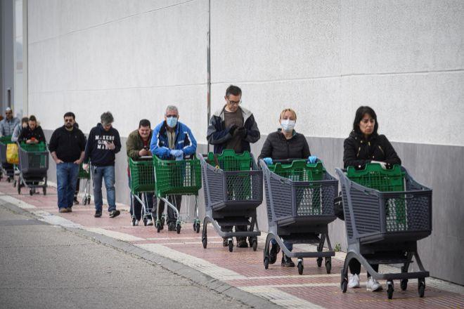 Estos son los supermercados que abren esta Semana Santa y sus horarios