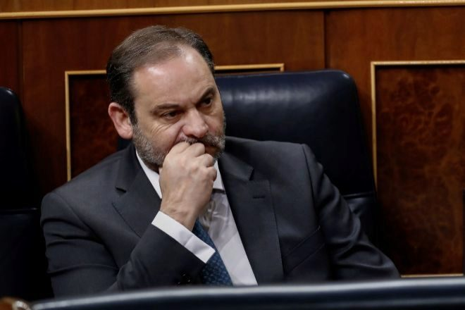 El ministro de Transporte y Movilidad, José Luis Ábalos.