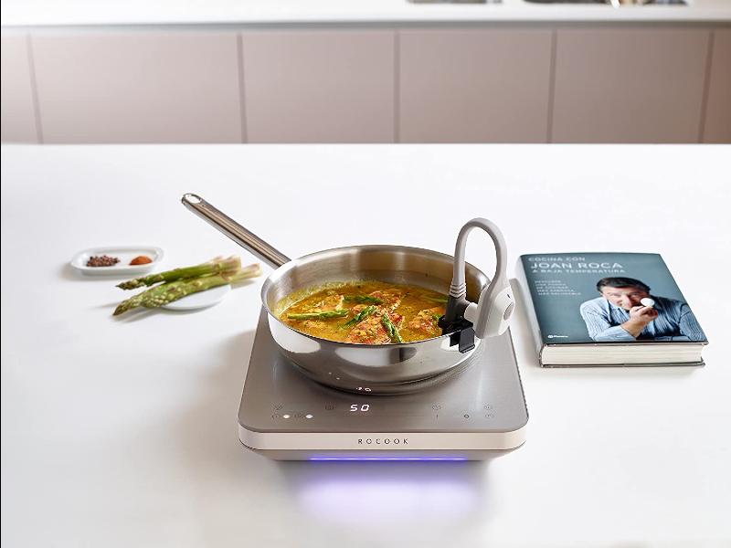 Más allá de la Thermomix: utensilios de cocina para preparar comida sana