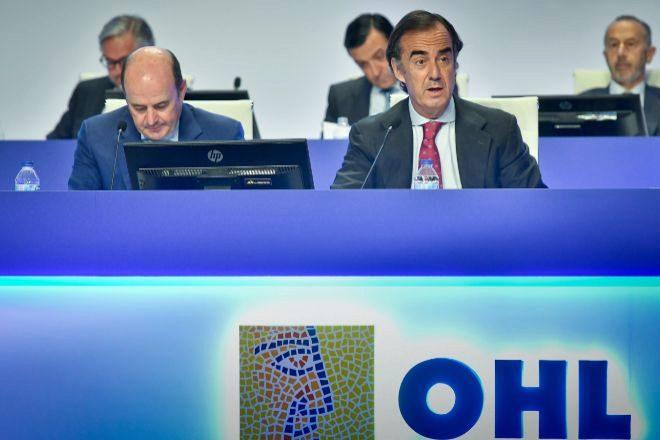 El presidente de OHL, Juan Villar-Mir de Fuentes.