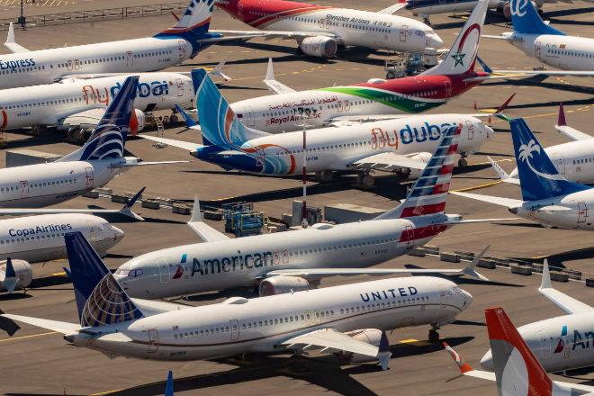 EEUU inyectará 25 mil millones para rescatar sus aerolíneas