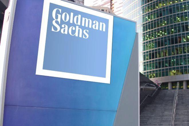 Edificio de Goldman Sachs.