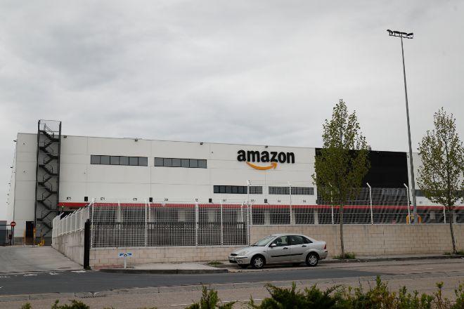 El Centro Logístico de Amazon.