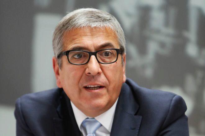 José Carlos García de Quevedo, presidente del ICO.