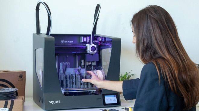 El coronavirus relanza las oportunidades del 3D
