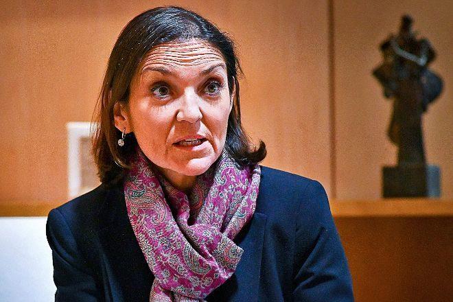 Reyes Maroto es la ministra de Industria, Comercio y Turismo.