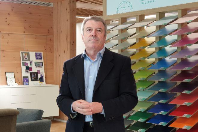 José Carballo, presidente de la Fundación Arume.