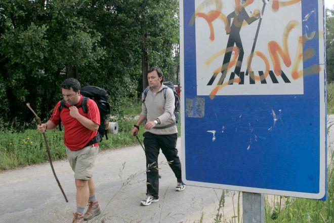 El número de visitantes a Galicia puede desplomarse más de la mitad.