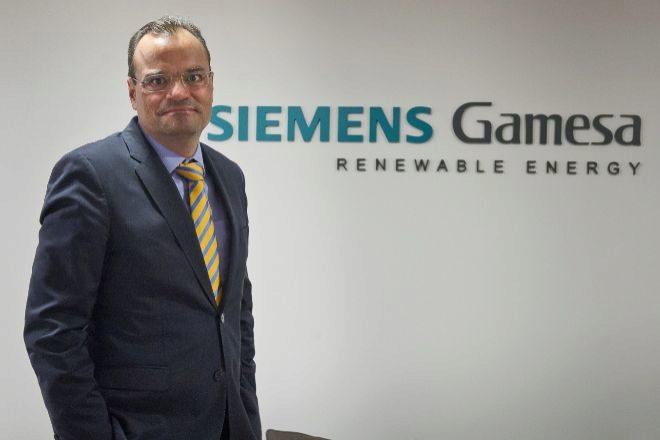 Markus Tacke es el CEO de Siemens Gamesa.