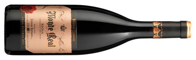 Monte Real Gran Reserva 2011. Bodegas Riojanas. D.O.Ca. Rioja es el vino más vendido en Vinoseleección durante el confinamiento. Se agotó en pocas semanas.