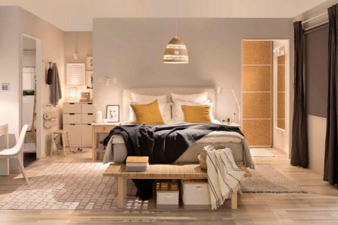 Ikea y la Sociedad Española de Sueño han unido ciencia e interiorismo en 'La habitación del sueño', creada para educar sobre la importancia de un descanso reparador.