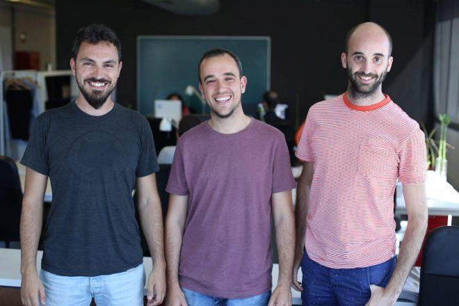 Jordi Romero, Bernat Farrero Y Pau Ramon, cofundadores de Factorial.