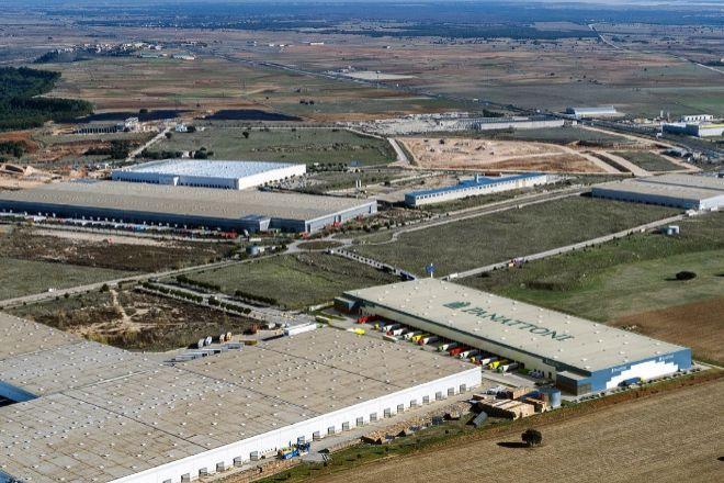 Panattoni entra en España con su primer parque logístico