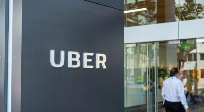 Sede de Uber en San Francisco (EEUU).