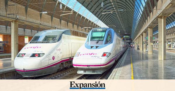 Renfe prorroga el contrato de servicios en los trenes AVE con Ferrovial y salva 2.000 empleos