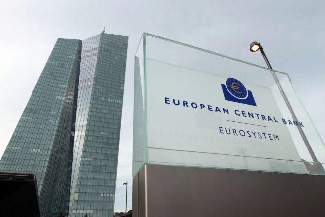 Sede del Banco Central Europeo (BCE) en Fráncfort.