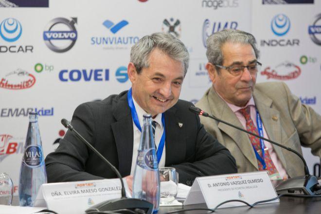 Antonio Vázquez, presidente de Fedintra.