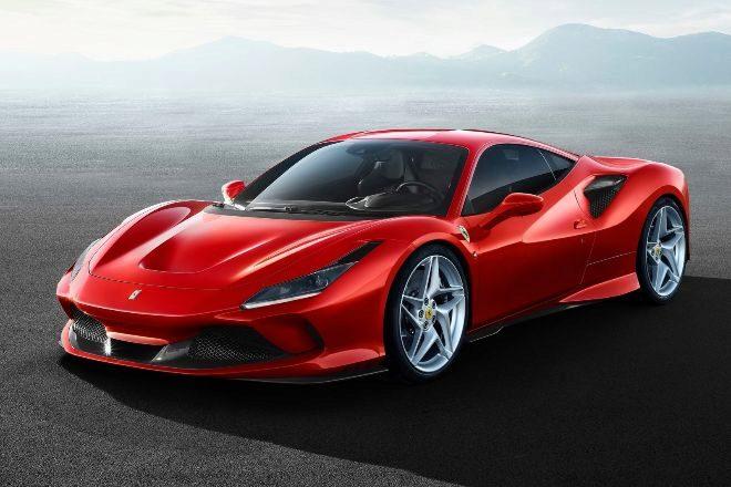 Ferrari SF90 Stradale es el primer vehículo eléctrico híbrido...