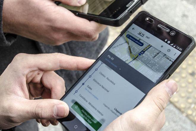 Portaltic.-Intel adquiere Moovit, responsable de la app de movilidad urbana