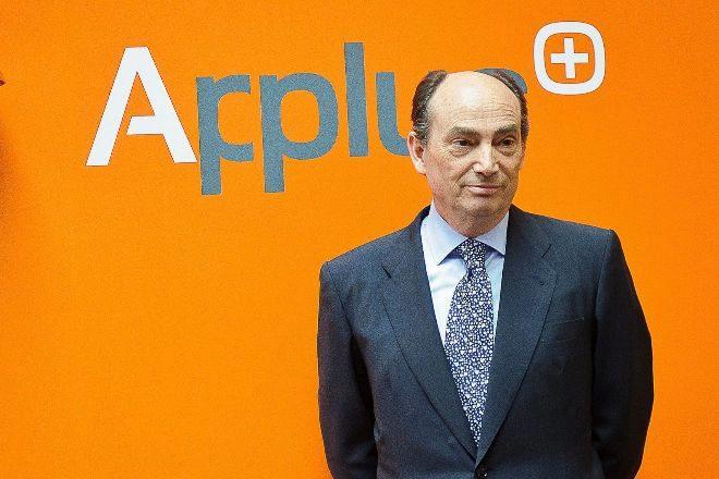 Fernando Basabe es el consejero delegado de Applus.