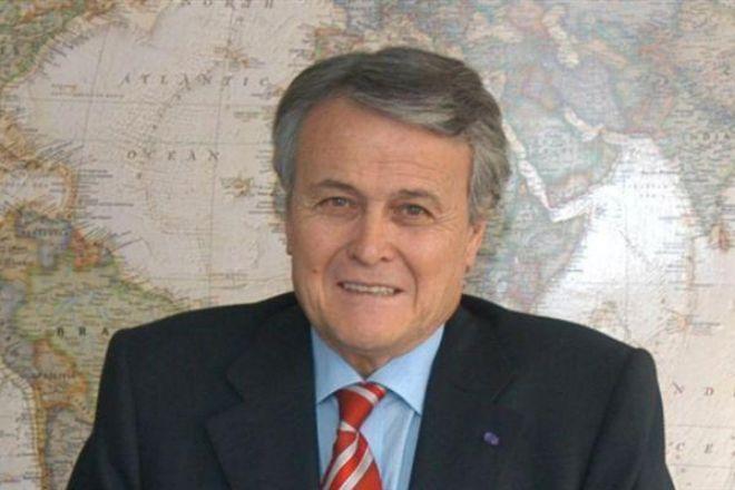 Amador Suárez, presidente del grupo Amasua, en una imagen de archivo.