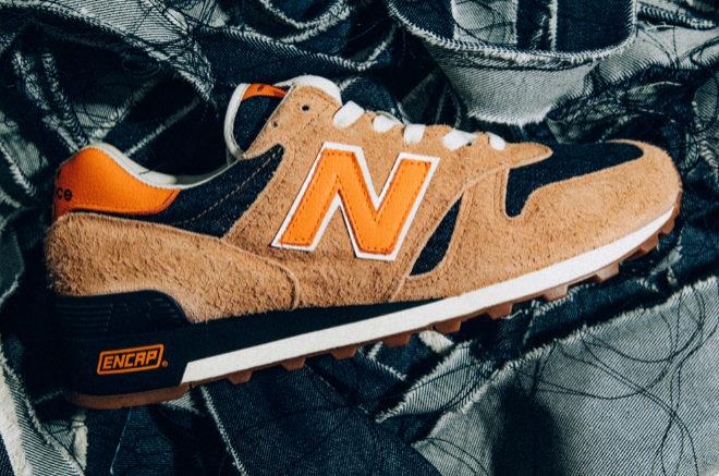 Las sneakers están confeccionadas con una reducida partida de tejido vaquero por lo que son una edición limitada.