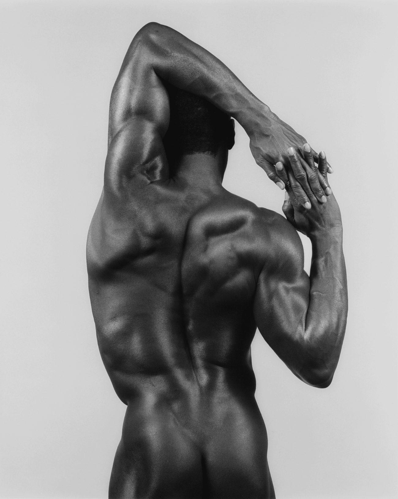 Mapplethorpe: Derrick Cross, 1983.