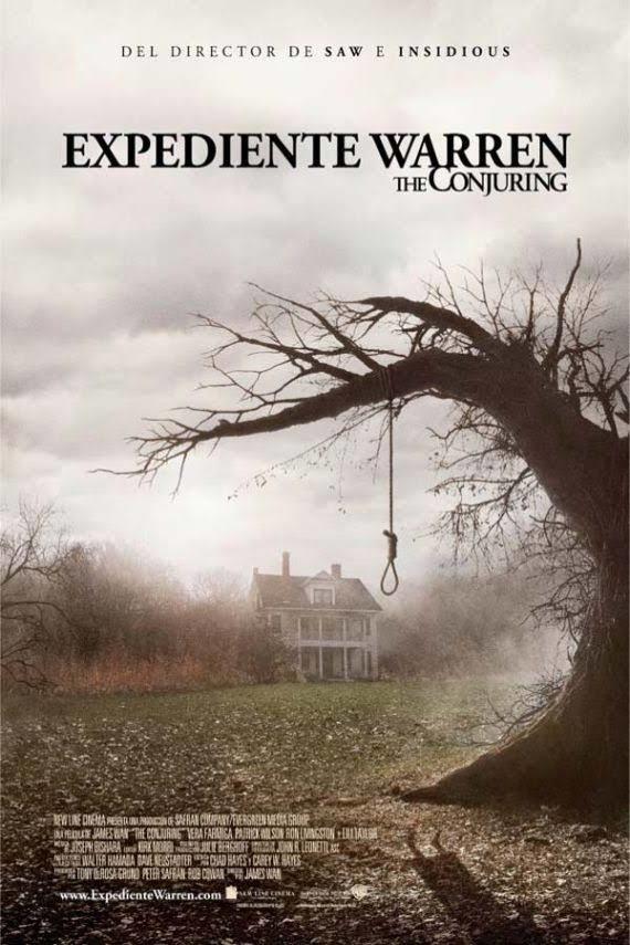 Esta no puede faltar en la lista de películas más terroríficas de...