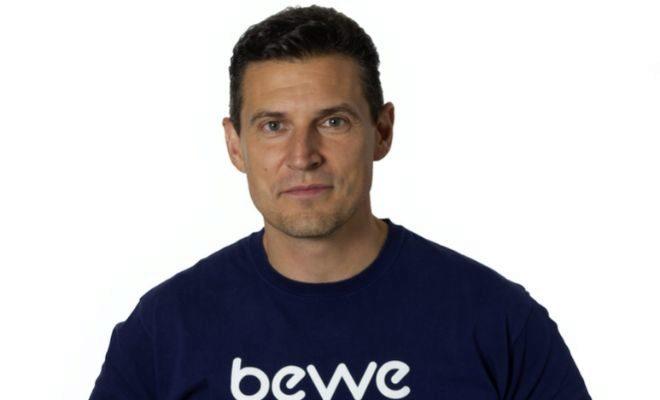 Diego Ballesteros, fundador de BEWE.io y SinDelantal.