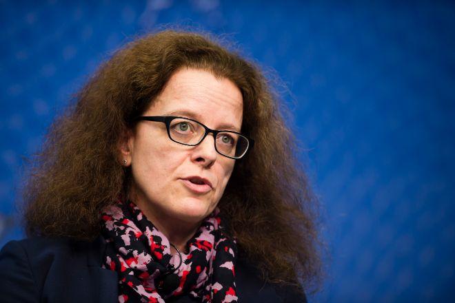 Isabel Schnabel es miembro del Comité de dirección del BCE.
